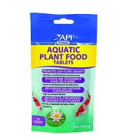 API 185A Pond Care Aquatic Plant Food, 25 Tablets