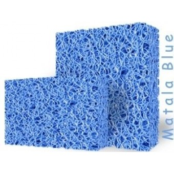"Matala Mat (Blue) 24"" X 39"" for Koi & Pond Filters"