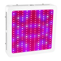Morsen 2000W Double Chips LED Grow Light Full Spectrum 200x10W Grow Lamp for Greenhouse Hydroponic Indoor Plants Veg and Flower (10w Leds)