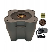 16.5 Gallon Deep Water Culture (DWC) Hydroponic Growing System Complete Kit (1)