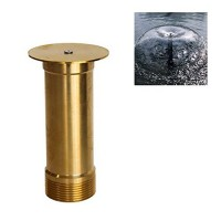 "NAVA New 1/2"" DN15 Interior 3/4"" DN20 Exterior Thread Mushroom Fountain Nozzle Spray Head Pond"