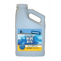 Outdoor Water Solutions Lake and Pond Dye Super Concentrate, 1 gallon, Blue