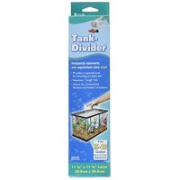 "Pen Plax TDLBX Large Tank Divider for Aquariums, 11-3/8"" x 11-3/8"""