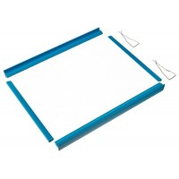 "Pen-Plax TDMBX Medium Tank Divider for Aquariums, 11-3/8"" x 9-5/8"""
