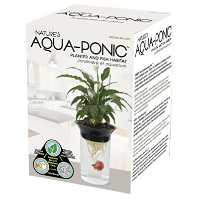 Penn-Plax Aquaponic Betta Tank