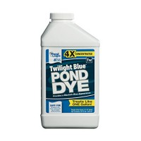 Pond Logic, Twilight Blue Pond Dye, 32 oz Bottle