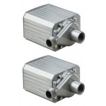 (2) PONDMASTER Supreme PM-12 1200 GPH Magnetic Drive Pond Fountain Pumps | 02722