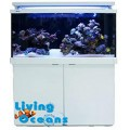 Red Sea MAX S-Series 650 Plug & Play Coral Reef System 175 gallon Aquarium with Stand, White