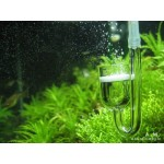 Rhinox Nano CO2 Diffuser -- Keeps aquarium plants healthy with CO2 injection - 3-minutes to setup - Works best with Pressurized CO2 tank - For Tank...