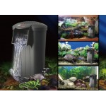 ST International AQUARIUM LOW WATER LEVEL FILTER Perfect for Turtle, Snake, Lizard and Fish Tanks