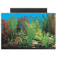 "SeaClear 20 gal Acrylic Aquarium Combo Set, 24 by 13 by 16"", Black"
