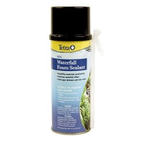 Tetra Pond Waterfall Foam Sealant, Black, 12-Ounce Can