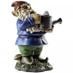 TetraPond 19704 Gnome Spitter Pond Decoration and Aerator