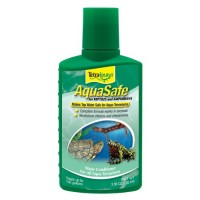 TetraFauna AquaSafe Water Conditioner for Reptiles & Amphibians 3.38oz