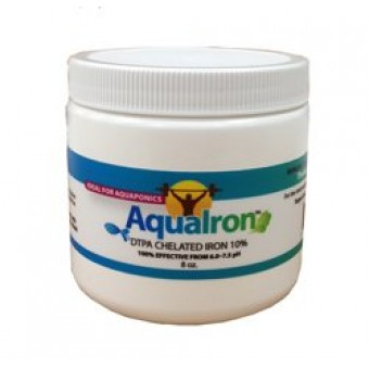 AquaIron DTPA Iron Chelate - 8 oz