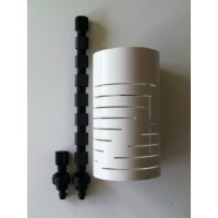 AquaParts Aquaponic Flood and Drain Fittings Kit