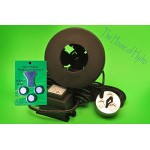 The House of Hydro Commercial 3 Head Mist Maker Kit- (Three Disk Mist Maker, Transformer, Float, 3 Replacement Discs)