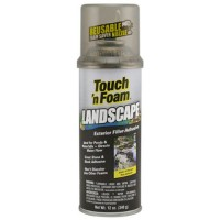 Touch 'n Foam 4001141212 Landscape Exterior Filler, Adhesive