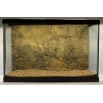 Universal Rocks 48-Inch by 20-Inch Rocky Flexible Aquarium Background