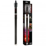 ViaAqua 300-Watt Quartz Glass Submersible Heater with Built-In Thermostat