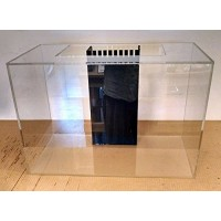 24 gallon Acrylic Aquarium with Overflow- 24x15x15 - Reef system-Fresh/Salt-Sump-Filter