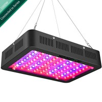 1000w LED Grow Light Connected in Series,Yehsence (15W LED) 3 Chips LED Plant Growing Lamp Full Spectrum with Adjustable Rope for Indoor Plants Veg...