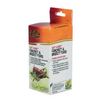 R-Zilla SRZ100011598 Gut Load Cricket and Insect Food, 4-Ounce