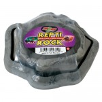 Zoo Med Combo Reptile Rock Food and Water Dish, Small, Assorted Colors
