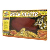 "Zoo Med RH-1/2/3 Repticare Rock Heater for Terrariums Size: Standard (10.5"" H x 2"" W x 7"" L)"